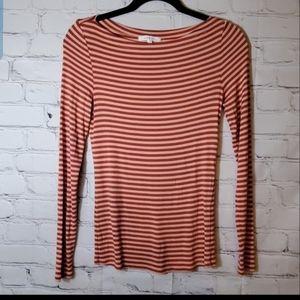 Anthropologie Pure + Good Long Sleeve Tshirt